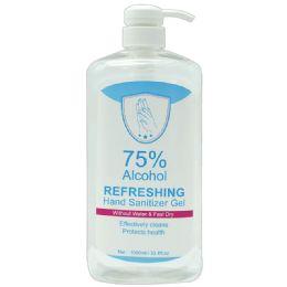 12 Units of Alcohol Hand Sanitizer Gel - Hand Sanitizer