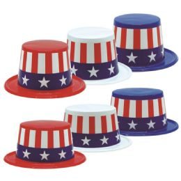 144 Units of July 4th Hat - Seasonal Items