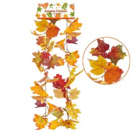 24 Units of Autumn Leaves - Halloween & Thanksgiving