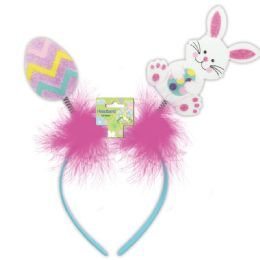 96 Units of Easter Headband - Easter