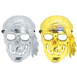 72 Units of Led Skull Mask - Costumes & Accessories