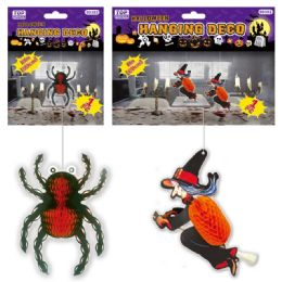 120 Units of Halloween Hanging Decoration - Halloween & Thanksgiving