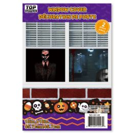 144 Units of Halloween Window Cover - Halloween & Thanksgiving