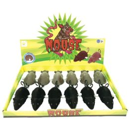 120 Units of Top Toy Mice - Halloween & Thanksgiving