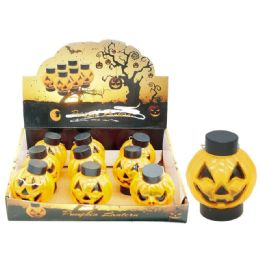 12 Units of Halloween Led Pumpkin - Halloween & Thanksgiving