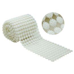 10 Units of Rhinestone Mesh Ribbon - Sewing Supplies