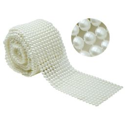 10 Units of Pearl Mesh Ribbon - Sewing Supplies