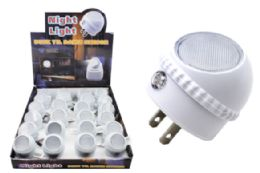 24 Units of DIRECTIONAL LED NIGHT LIGHT - Night Lights