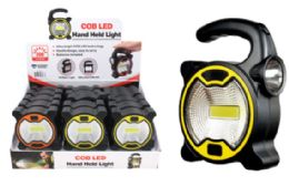 24 Units of Hand Held Cob Led Worklight - Lightbulbs