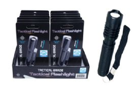 24 Units of Mini Tactical Led Flashlight - Flash Lights