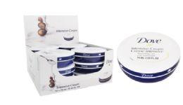 24 Units of Dove Intensive Cream - Soap & Body Wash