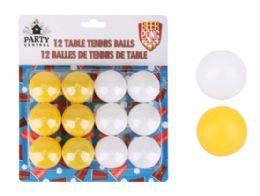 36 Units of Ping Pong Balls - Balls