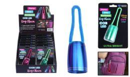 24 Units of Silicone Loop Cob Led Flashlight - Flash Lights
