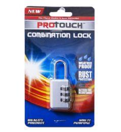 24 Units of 3 Digit Combination Lock - Padlocks and Combination Locks