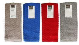 24 Units of Kitchen Towel Zig Zag - Kitchen Towels