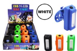24 Units of Cob Led Rectangular Bike Red Light Ultra Bright - Lamps and Lanterns