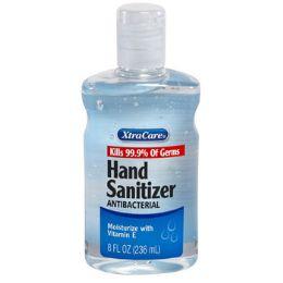 24 Units of Hand Sanitizer Cap Original Extra Care - Hand Sanitizer