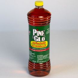12 Units of Cleaner Disinfectant Pine Antibacterial With Cap Pine Glow - Cleaning Products