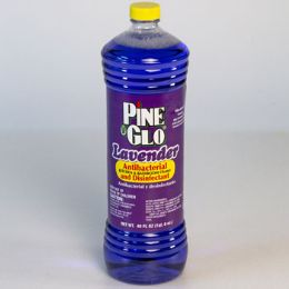 12 Units of Cleaner Disinfectant Lavender Antibacterial With Cap Pine Glow - Cleaning Products