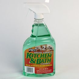 12 Units of Cleaner All Purpose Kitchen And Bath With Trigger First Force - Cleaning Products