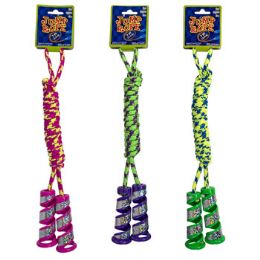 36 Units of Jump Rope 7ft With Twist Laser Handle - Jump Ropes