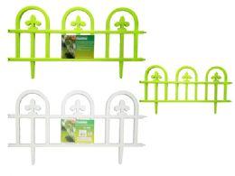 48 Units of Garden Connecting Fence - Garden Decor