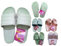 60 Units of Women's Extra Comfort Eva Sandals 3 Sizes - Women's Sandals