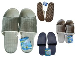 24 Units of Men's Extra Comfort Eva Sandals - Men's Flip Flops and Sandals