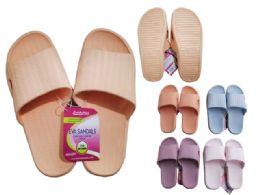 60 Units of Women's Eva Sandals Extra Comfort - Women's Sandals