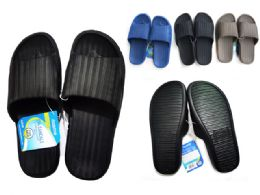 24 Units of Men's Eva Sandals Extra Comfort - Men's Flip Flops and Sandals