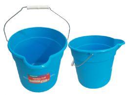 24 Units of Jumbo Pail - Buckets & Basins