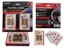 24 Units of Playing Cards 2 Pack - Playing Cards, Dice & Poker
