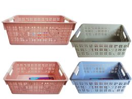 48 Units of Basket With Handles - Baskets