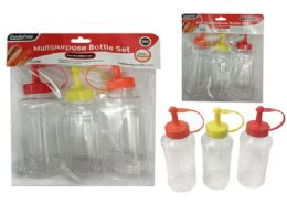 72 Units of Multipurpose Bottle - Kitchen Gadgets & Tools
