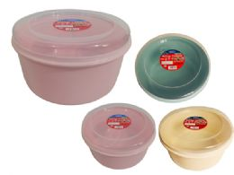60 Units of Food Storage Round Containers - Food Storage Containers