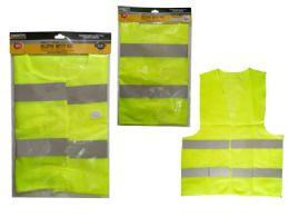 144 Units of Reflective Safety Vest High Reflective - Safety Helmets