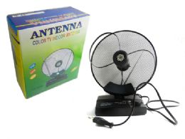12 Units of Antenna With Mesh - Television Antennas & Remote Controls