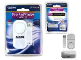 72 Units of Door Alarm White Color - Electronics