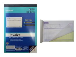 96 Units of Invoice Books - Sales Order Book