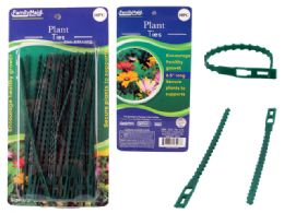 96 Units of 50 Piece Plant Ties - Garden Planters and Pots