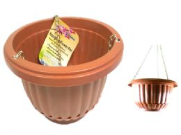 72 Units of Flower Pot With Chain - Garden Planters and Pots