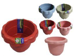 96 Units of 2 Piece Flower Pot Planter - Garden Planters and Pots