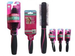 144 Units of Hair Brush Assorted Color - Hair Brushes & Combs