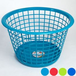 48 Units of Basket Laundry 17.9 Inch Diameter - Laundry Baskets & Hampers