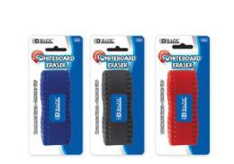 24 Units of Ergonomic Magnetic Whiteboard Eraser - Erasers