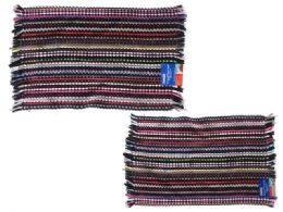 48 Units of Striped Floor Mat - Mats