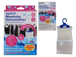 72 Units of Wardrobe Dehumidifier - Clothes Pins