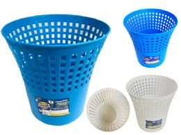 48 Units of Plastic Trash Can And Dust Bin - Waste Basket