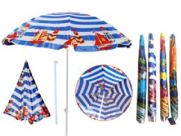 12 Units of Beach And Golf Umbrella - Umbrellas & Rain Gear