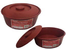 48 Units of Tortilla Warmer - Pots & Pans